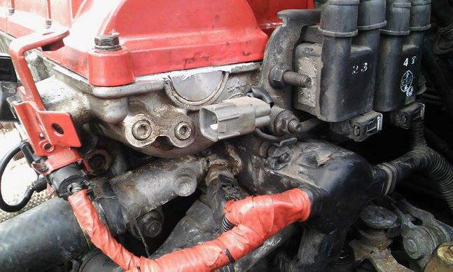 Oil control valve filter - where is it ? ! - New Tiburon Forum ...