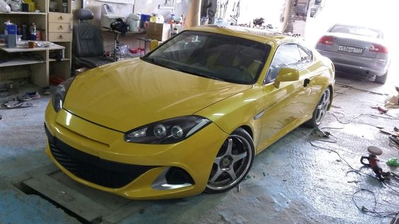 Body kit for 2007-2009 tiburon - New Tiburon Forum : Hyundai Tiburon