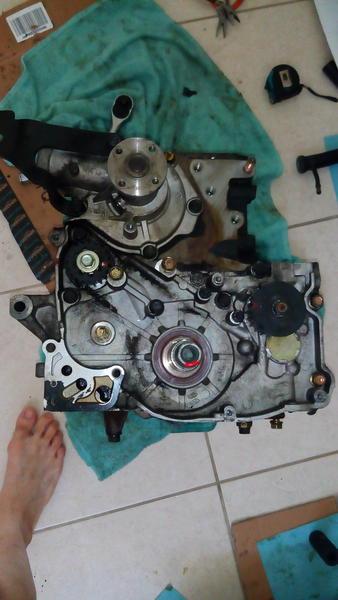 Project EVIL Tiburon 4G64 build | Hyundai Tiburon Forums