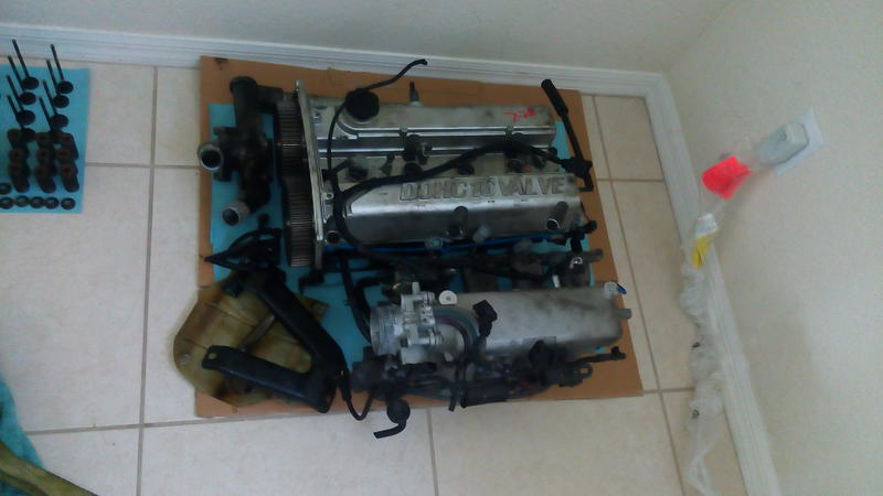 Project EVIL Tiburon 4G64 build - New Tiburon Forum